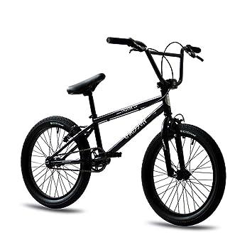 20 pulgadas BMX Bicicleta Rueda CHRISSON trixer 1.0 Rotor negro) fabricado en Alemania.