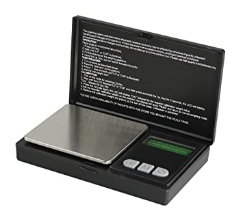 AWS MAX-700 Digital Scale 700g x 0.1g (Black)