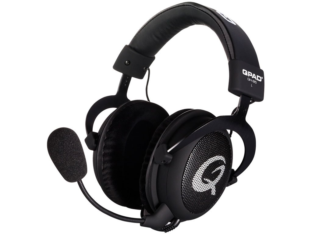 QPAD QH 85 Gaming Headset