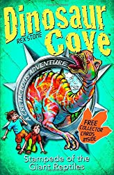 Stampede of the Giant Reptiles (Dinosaur Cove: Cretaceous)