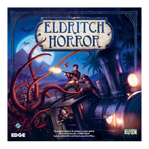 Eldritch Horror – SpanishLanguageTable Game (Edge Entertainment eh01)