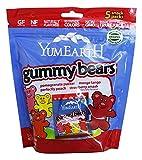 yummy earth gummy bears - Yummy Earth - Organic Gluten Free Gummy Bears - 5 Pack(s) (pack of 2)