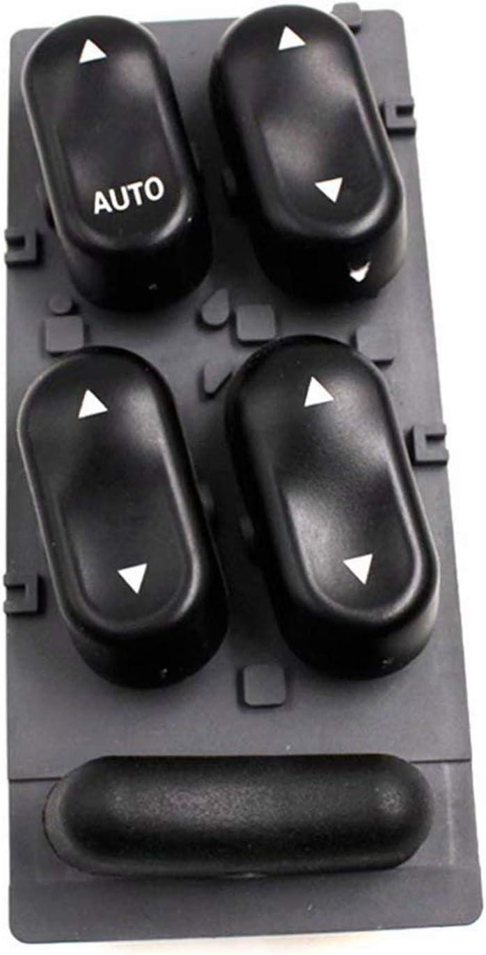 Fensterschalter Passend f/ür Mondeo 3 B4Y B5Y BWY MK3 OE:3S7T14A132BA 3S7T-14A132-BA Vorne links Fahrerseitiger Leistungsschalter mit T/ürverriegelungsschalter