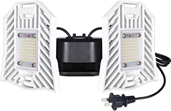 Myteaworld 4000lm IP65 Waterproof Outdoor LED Security Lights
