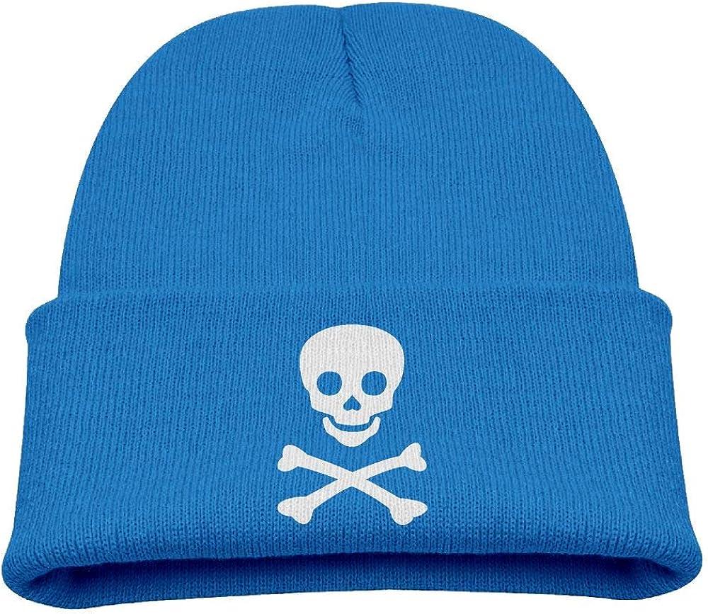 Banana King Pirate Baby Beanie Hat Toddler Winter Warm Knit Woolen Cap for Boys//Girls