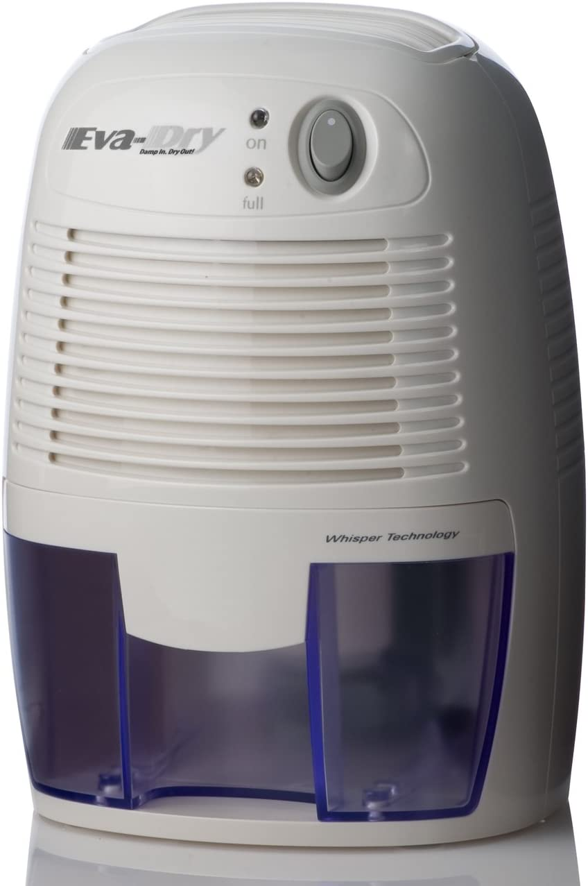 Eva-dry Edv-1100 Electric Petite Dehumidifier review for bedroom