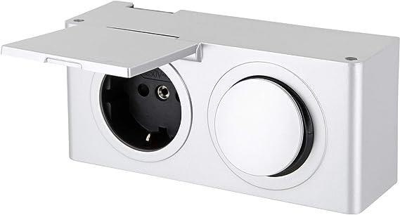 Interrupteur Multiprise Avec Les Ip44 230 Contre Protection V SGzpqMUV