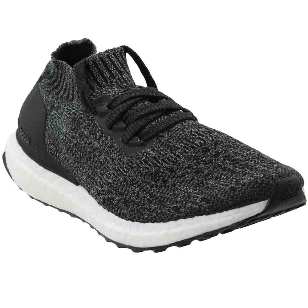size 40 2cd9b 55d58 Galleon - Adidas Ultraboost Uncaged Shoe - Junior s Running 7 Core  Black Dark Grey Solid Grey