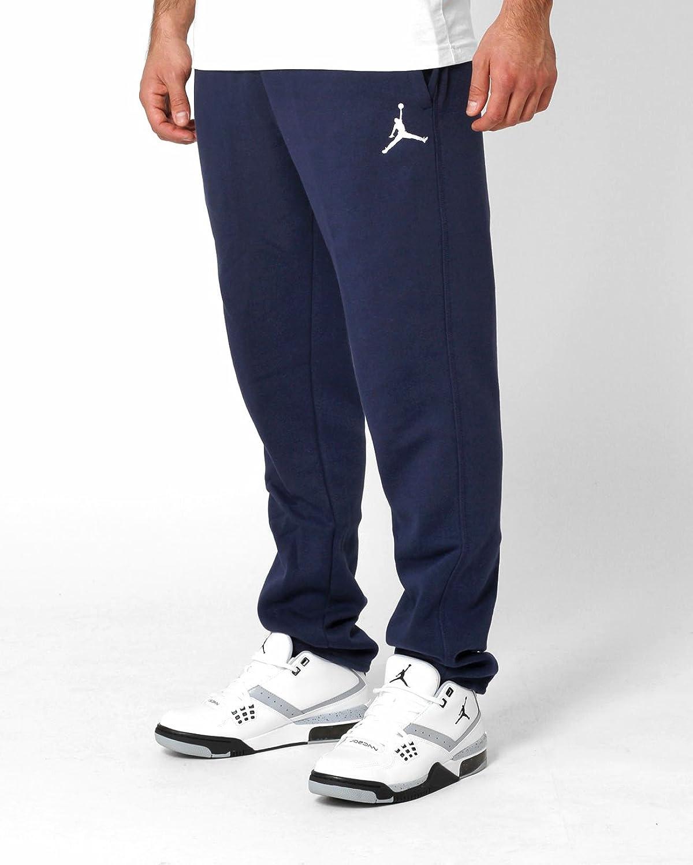 633f203a910 Men's Jordan Air Heather Grey Jordan Jumpman Brushed Tapered Sweatpants  outlet