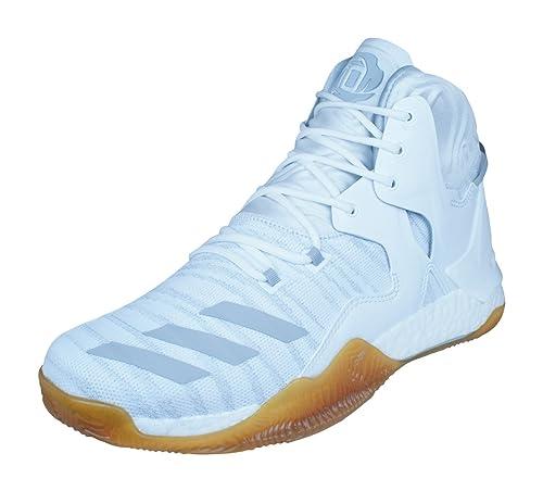 3bf4e5a7e86 adidas D Rose 7 Primeknit Mens Basketball Sneakers   Shoes  Amazon ...
