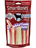 SmartBones DoubleTime with Long-Lasting Chew Center