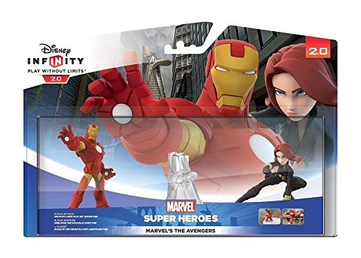 9 opinioni per Infinity 2: Avengers Playset Pack