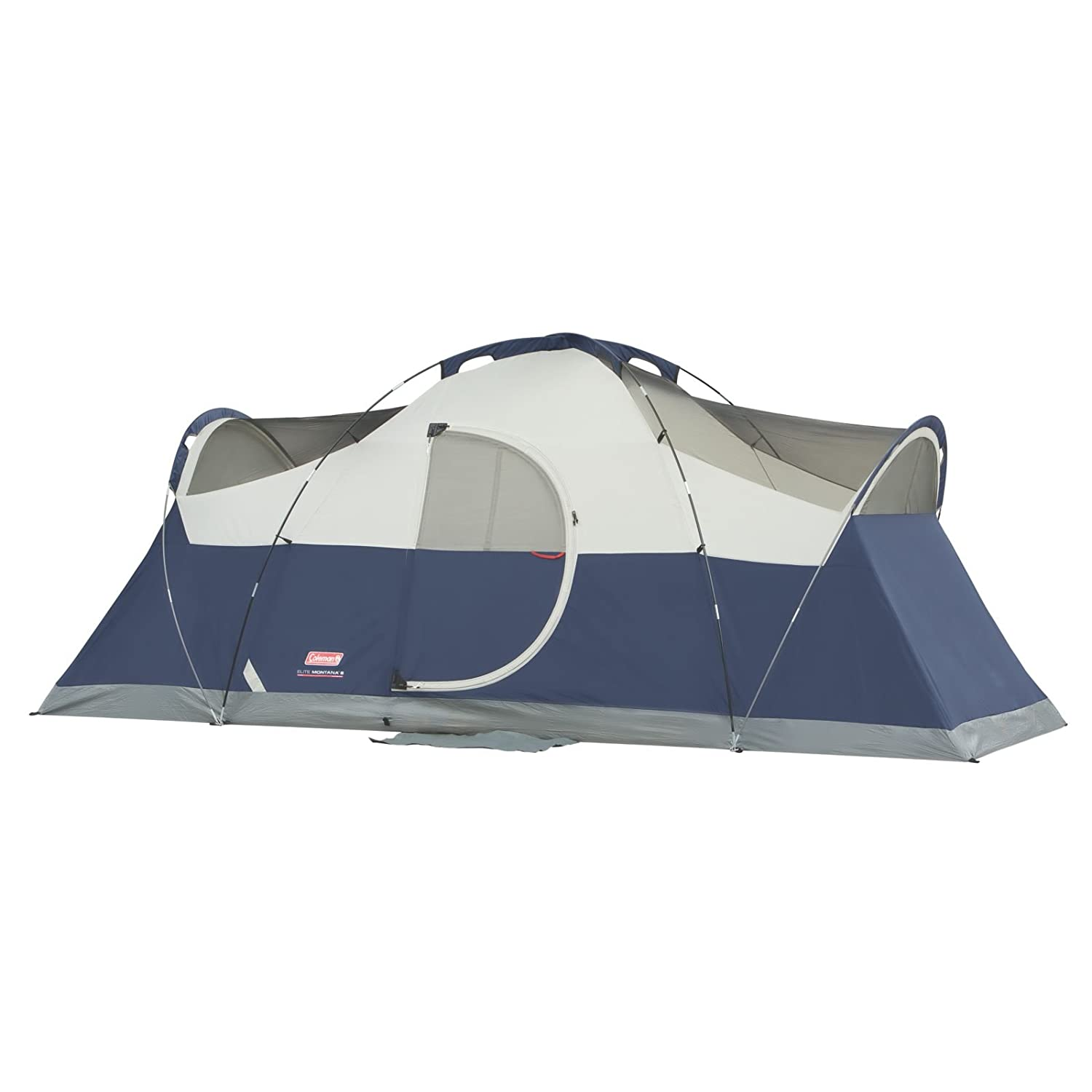 Amazon.com: Coleman Elite Montana 8 Tent w/LED - 16' x 7' [2000027943]:  Automotive