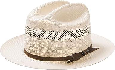 Stetson Hats Mens 10X Open Road Natural 2 3/4 Brim