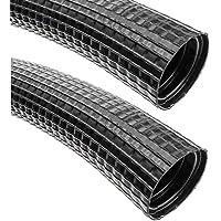 BeMatik - Tubo Corrugado Exterior para Cables M-32