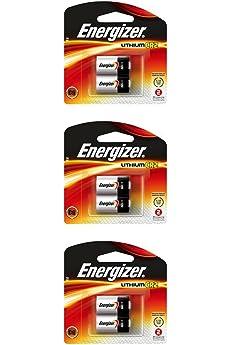 1 x Duracell Ultra Lithium  CR2  Batterie  Photo  CR17355  3V  Bulk