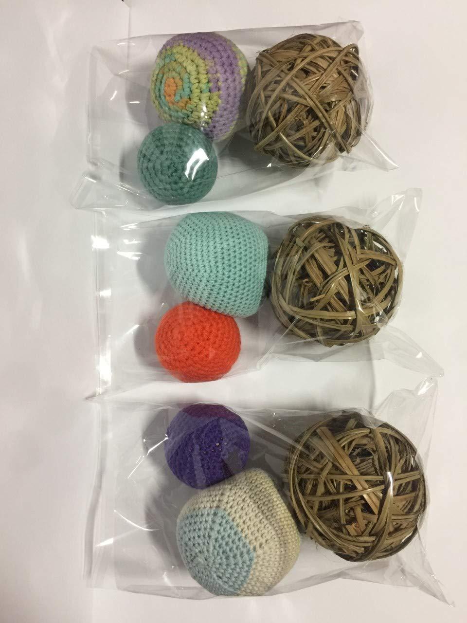 pack de pelotas sensoriales: Amazon.es: Handmade