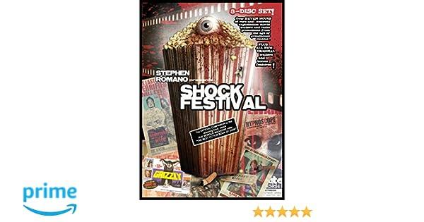 Amazon.com: Shock Festival - Coming Attractions Extravaganza ...
