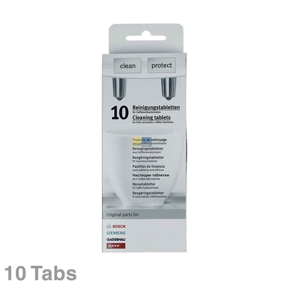 Bosch Cleaning Tablettes 311769
