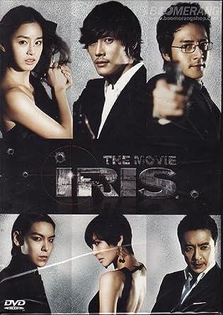 Amazon com: Iris: The Movie - Language : Korean - Subtitles