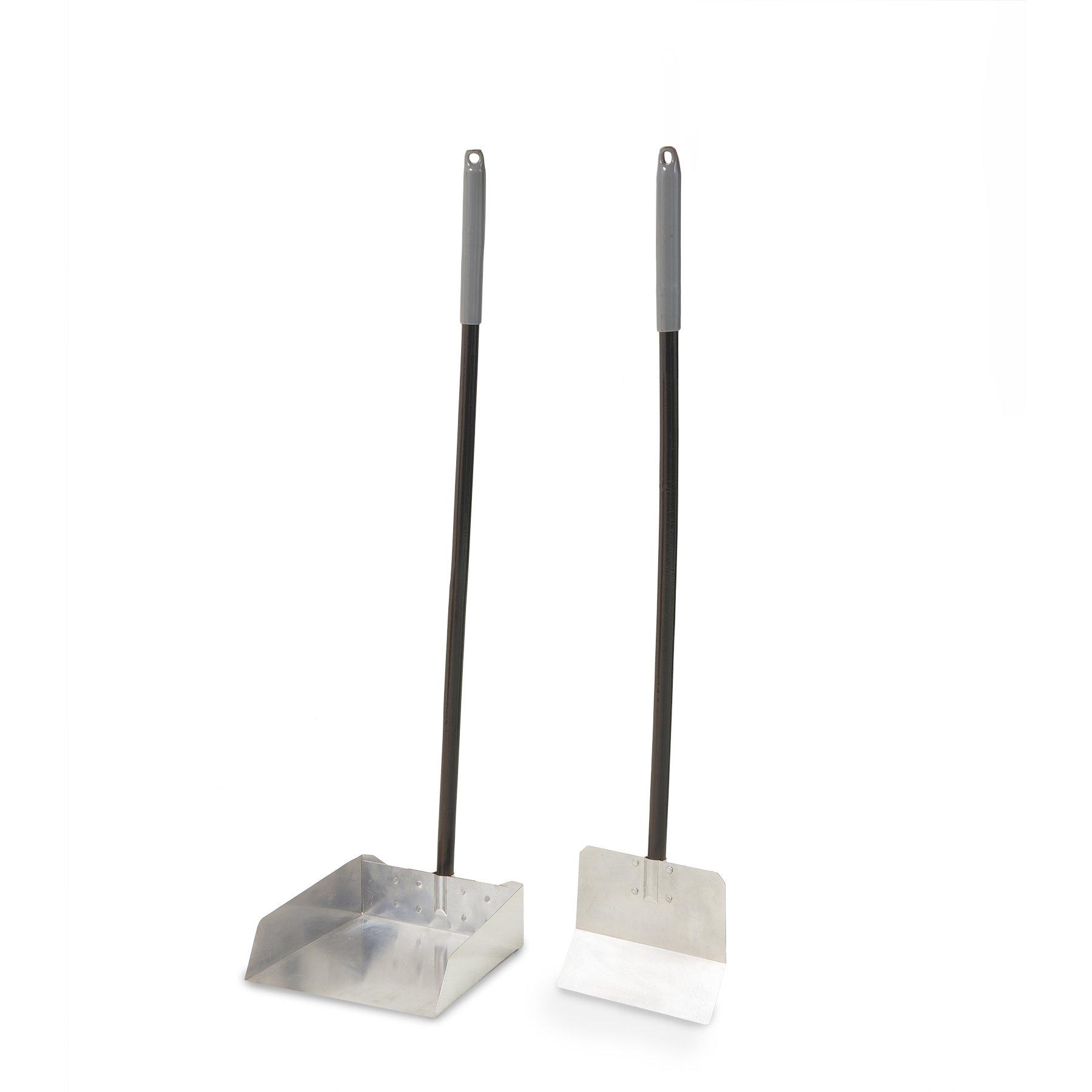 Petmate Clean Response Aluminum Spade and Pan, Large