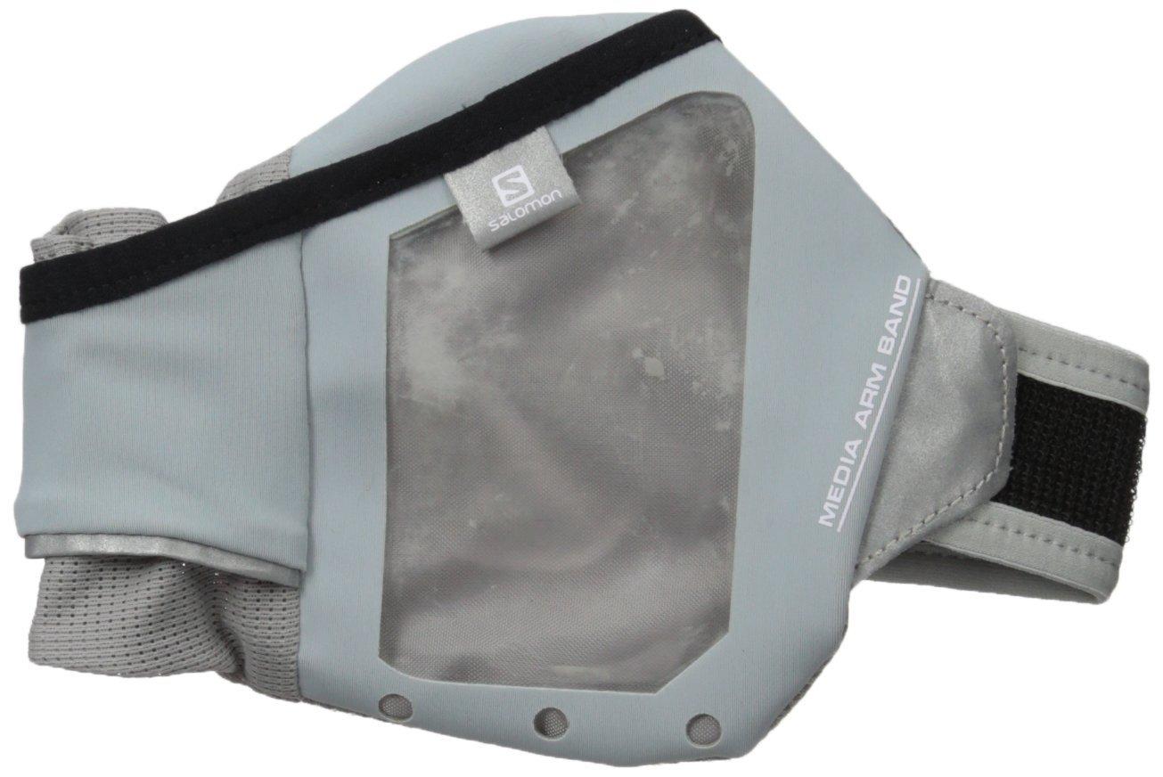 Salomon Park Media Armband Bag, Silver