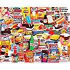 White Mountain Puzzles Things I Ate As A Kid – Piece Jigsaw Puzzle 1000