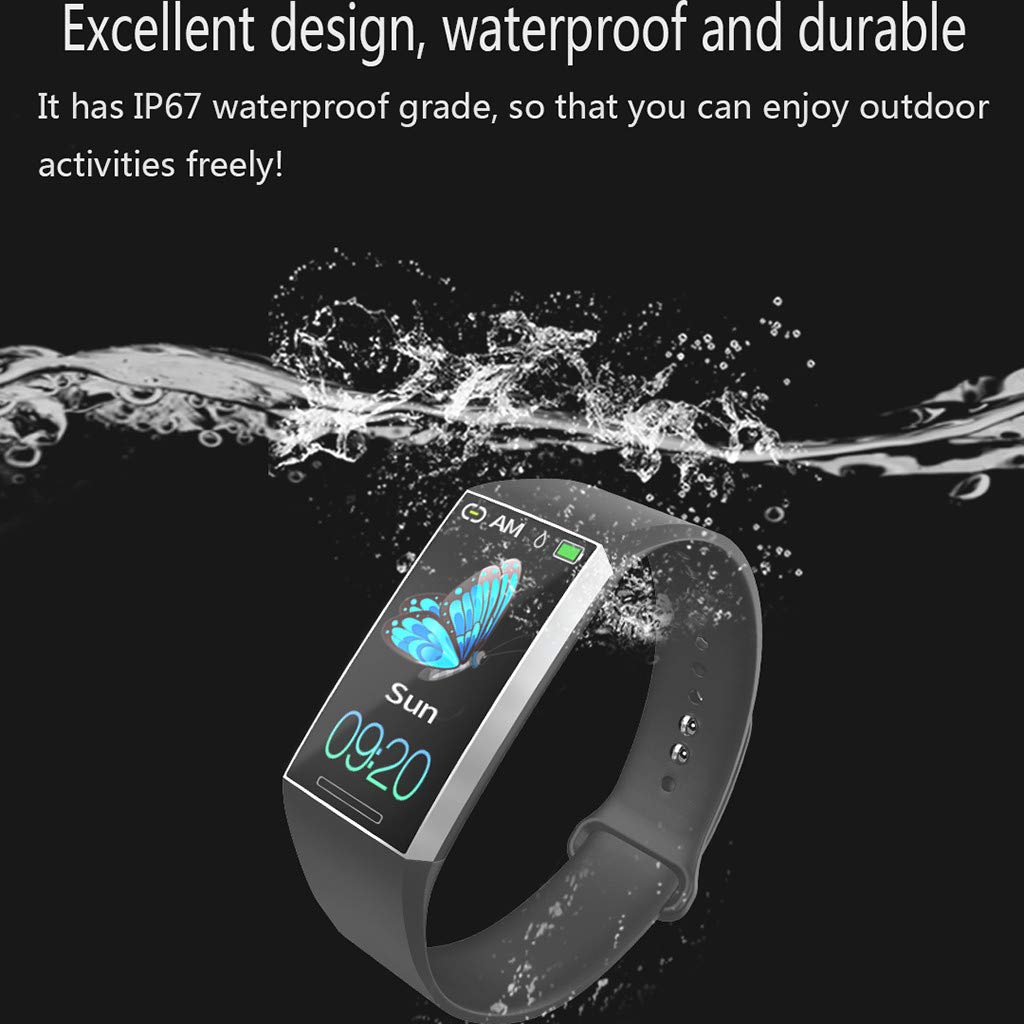Fitness Pulsmesser Tracker Mit Wasserdicht Armband tsrdChQ