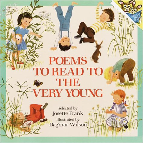 Poems to Read to the Very Young (Pictureback(R))