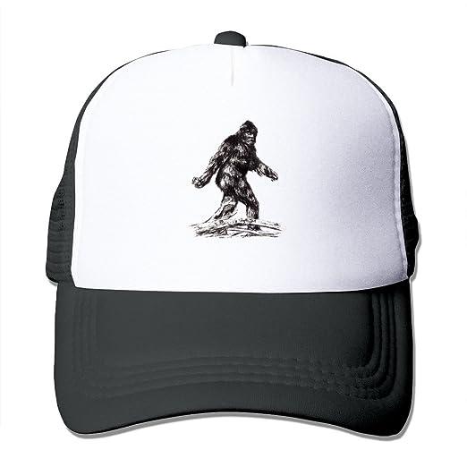 b42c4e0adb54c Amazon.com  BIGFOOT SASQUATCH Unisex Adult Mesh Hat Trucker Cap  (6700041024556)  Books