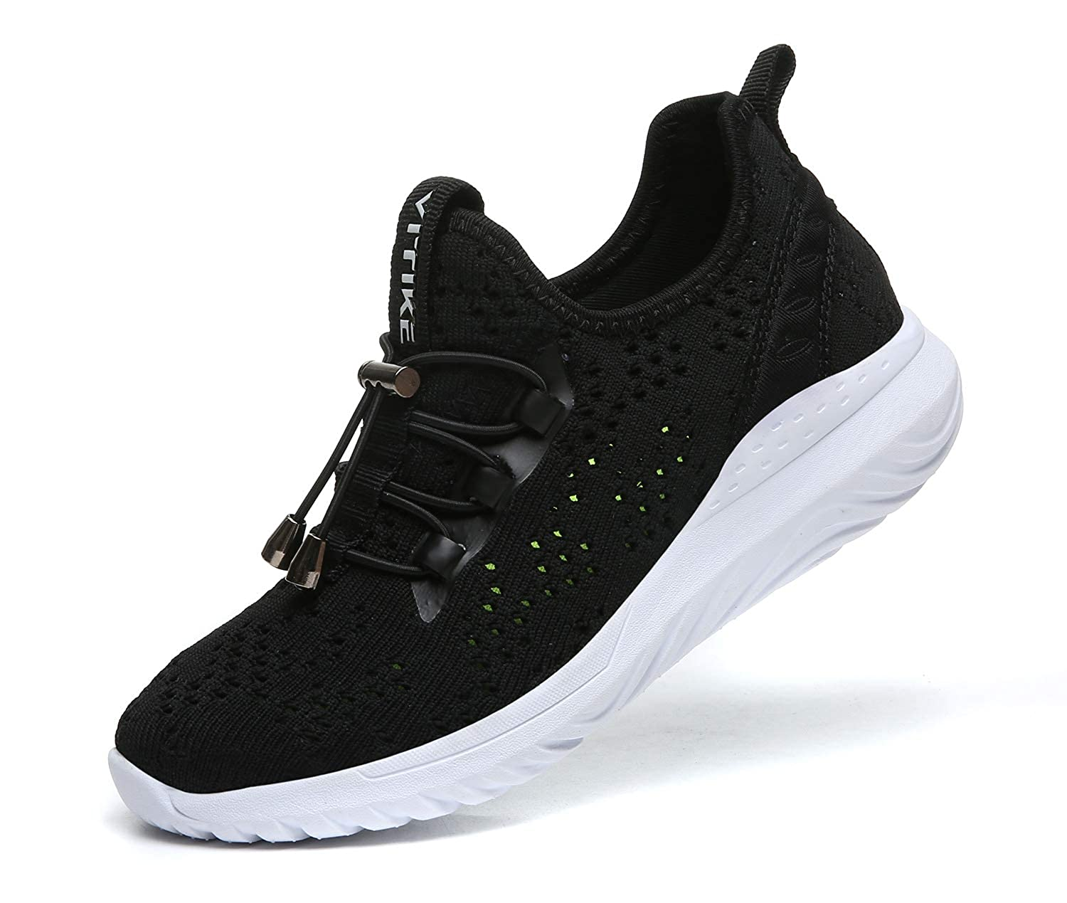 Women's Running Shoes Jogging Trainers Unisex Kids Gym Fitness Mesh Sneaker