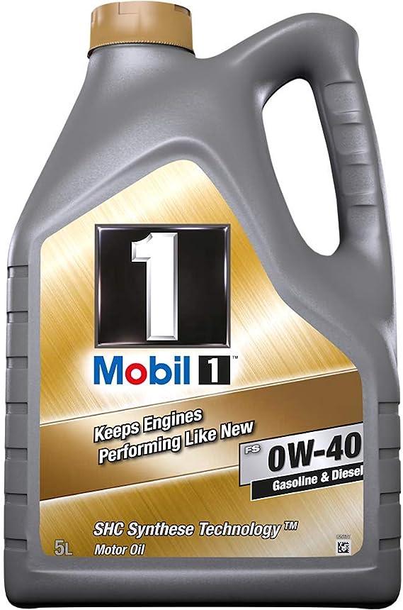 Mobil 1 Fs 0w 40 Oil Auto