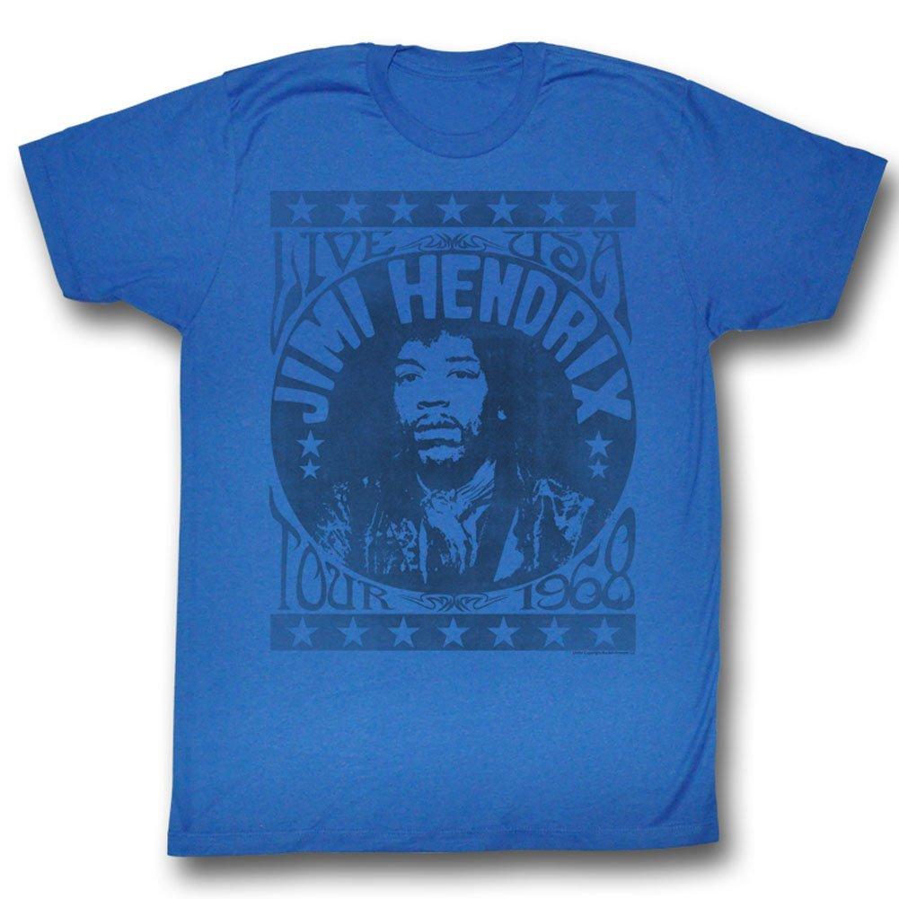 Jimi Hendrix 1968 T Shirt L