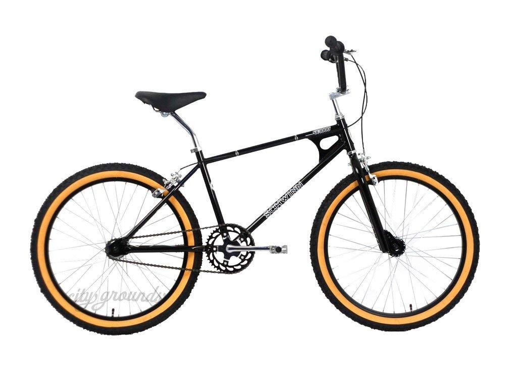 Schwinn SX1000 24'' BMX Bike (Black)