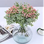 Skyseen-Artificial-Flowers-Eucalyptus-Leaf-Babys-Breath-Gypsophila-Bouquets-Wedding-Party-Home-DecorPack-of-3White