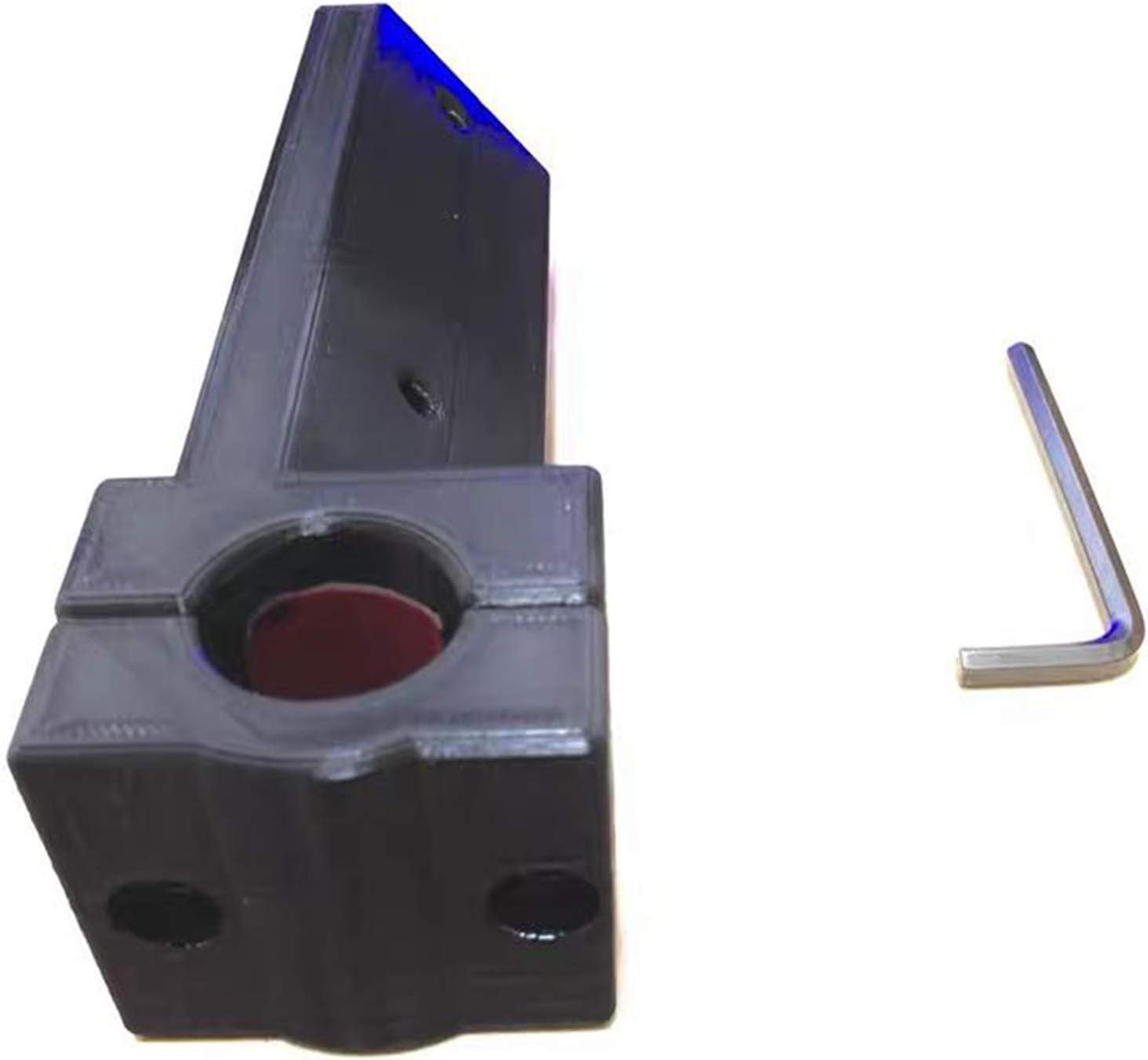 LICHIFIT Soporte de palanca de cambios con cambio de marchas Soporte RHD TH8A para silla de desafío Playseat para Logitech G25 G27 G29 G920