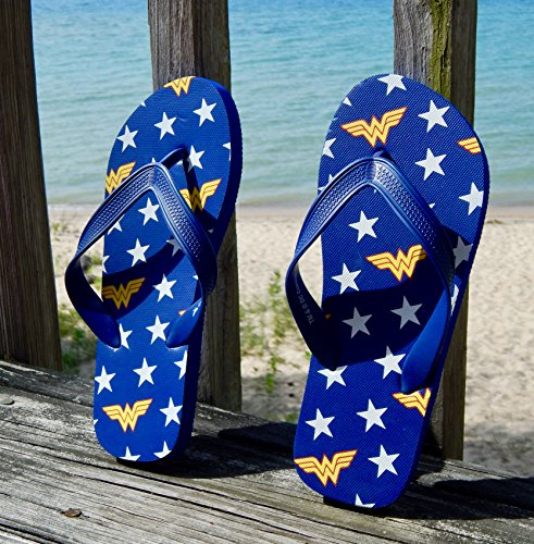 Dc Comics Wonder Vrouw Unisex Flip Flops