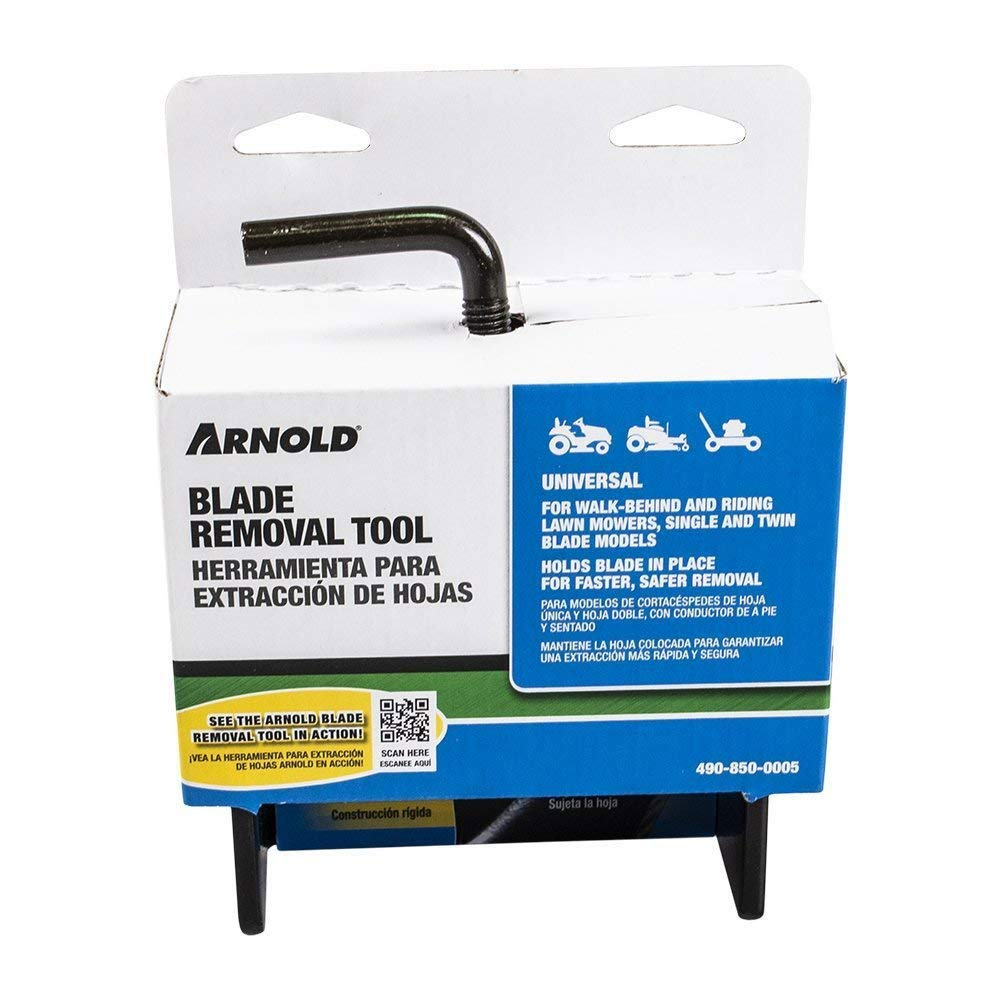 Amazon.com : MTD 490-850-0005 Lawn Mower Blade Removal Tool : Garden & Outdoor