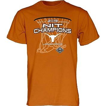 Amazon.com: Elite Fan Shop Texas Longhorns NIT - Camiseta de ...
