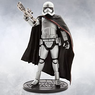 Star Wars Captain Phasma Elite Series Die Cast Action Figure: Toys & Games