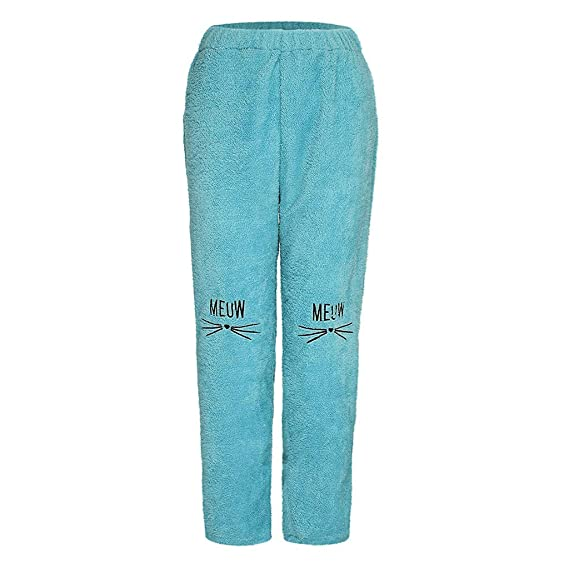 PAOLIAN_Pantalones Para Mujer Pantalones para Hogar Mujer Termicas ...