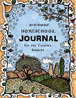 Do it yourself unschooling journal eclectic learning handbook do it yourself homeschool journal for the creative student homeschooling handbook volume solutioingenieria Gallery