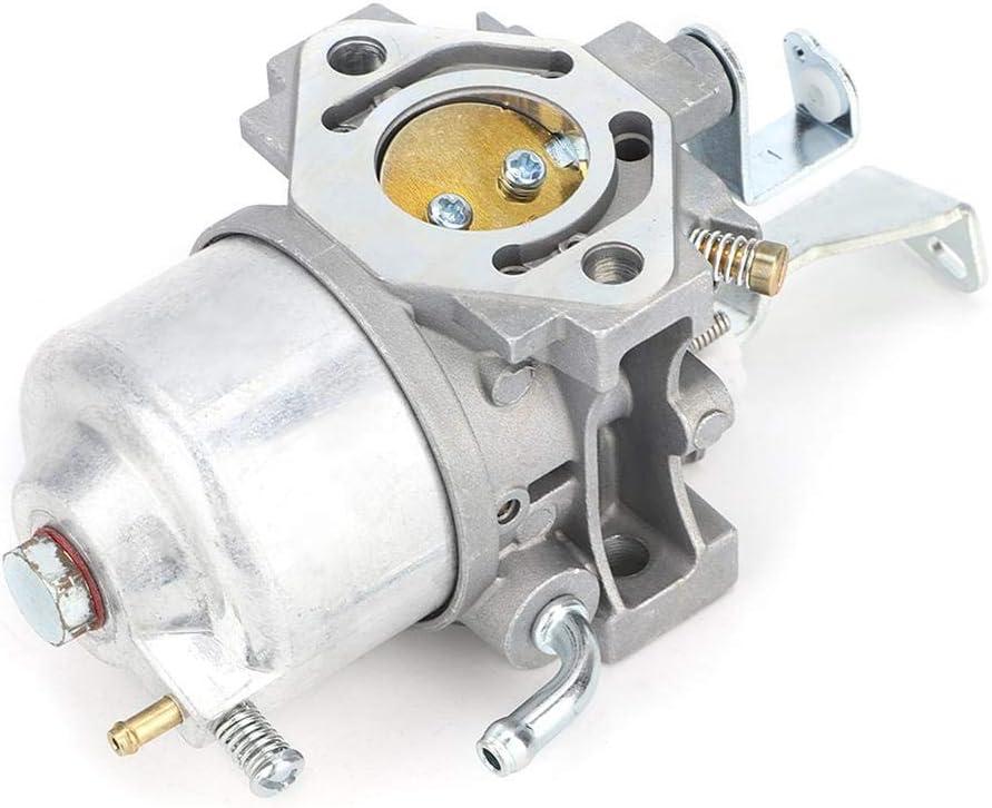 KIMISS Carburador 715668 para Briggs y Stratton Fit para motores 8HP 10HP