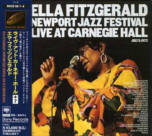 Newport Jazz Festival Live at Carnegie H by Sony Japan