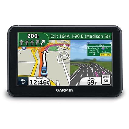 Garmin Nuvi   Inch Portable Gps Navigatorus And Canada Discontinued