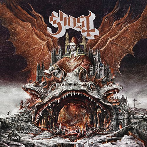 Ghost Prequelle album cover