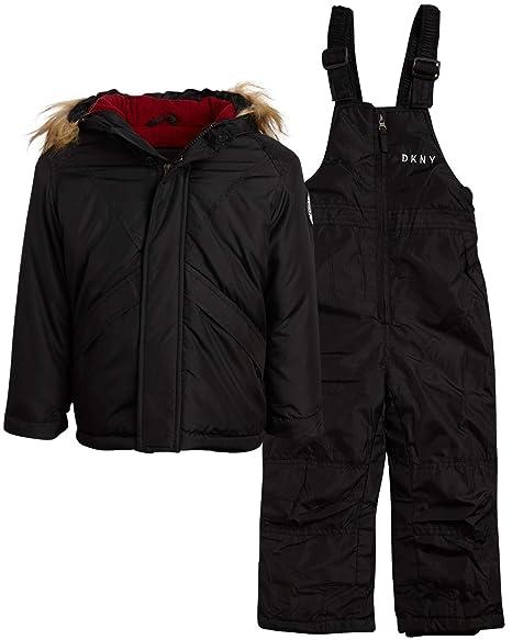 Amazon.com: DKNY - Juego de chaqueta de esquí y traje de ...