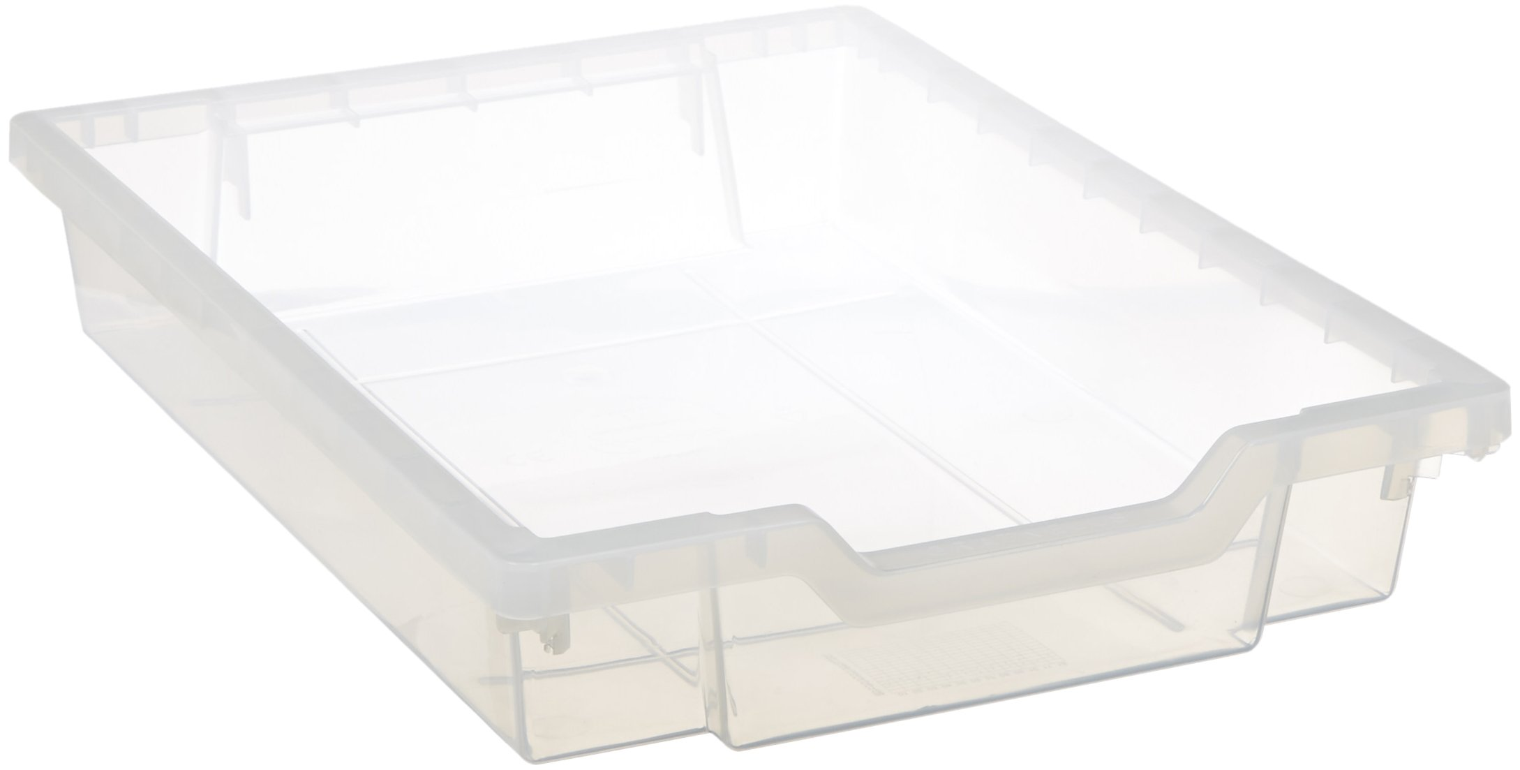 Childs Play Gratnell Polypropylene 18 Small and 9 Medium Tray