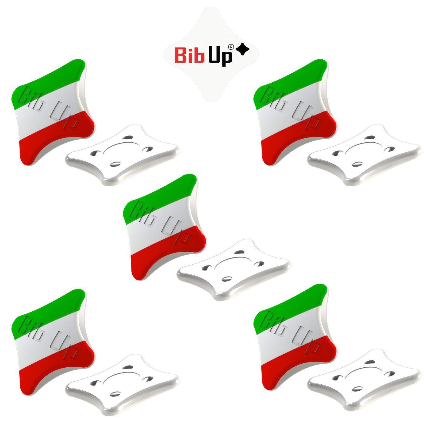 BibUp 3.0 Sistema de fijaci/ón magn/ético para 5 Parejas !