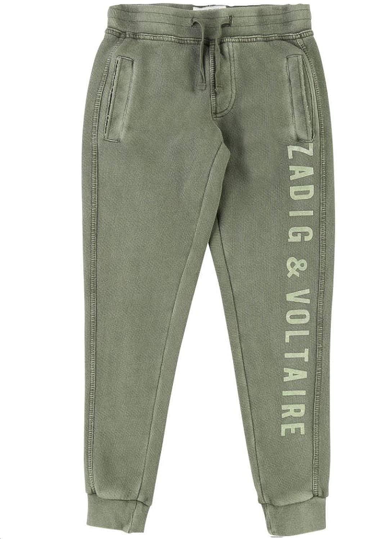 Kaki 134 cm-140 cm Zadig & Voltaire - Pantalon de Sport - Fille